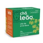 Chá de Erva Doce Sachê 2g CX 10 Sachê UN Leão