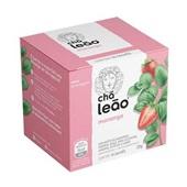 Chá de Morango Sachê 1g CX 10 UN Leão