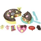 Bolo de Aniversário de Chocolate Creative Fun BR649 1 UN Multikids