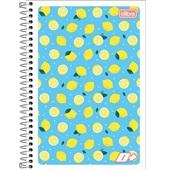 Caderno Espiral Capa Flexível 1/4 96 FL Mais Feminina A 1 UN Tilibra