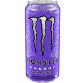 Energético Ultra Violet 473ml 1 UN Monster