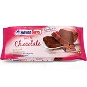 Bolo de Chocolate 250g 1 UN Seven Boys