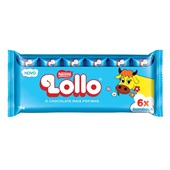 Chocolate Lollo Flowpack 114g Nestlé