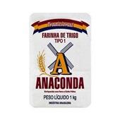 Farinha de Trigo 1kg Anaconda