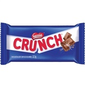 Chocolate ao Leite 22,5g 1 UN Crunch