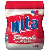 Fermento em Pó Químico 100g Nita