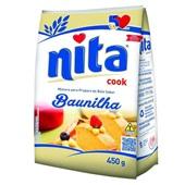 Mistura para Preparo de Bolo Baunilha 450g Nita