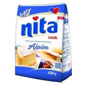 Mistura para Preparo de Bolo Aipim 450g Nita