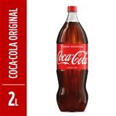 Refrigerante Coca Cola 2L Garrafa