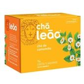 Chá de Camomila Sachê 1g CX 15 UN Leão