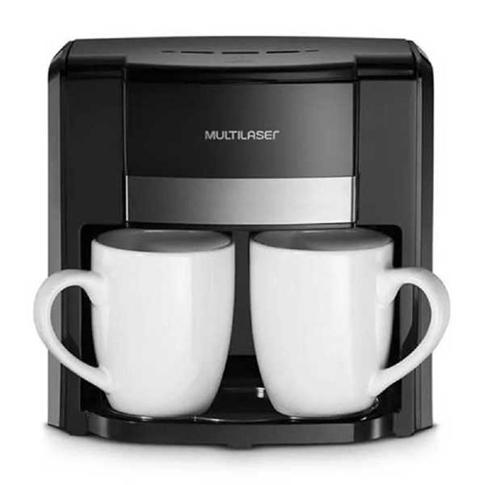 Cafeteira Elétrica Multilaser Preto 110v - Be009
